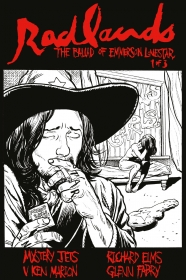 The Ballad of Emmerson Lonestar #1 (of 3)