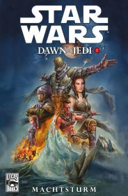 #72 - Dawn of the Jedi 1 - Machtsturm - FREE PREVIEW