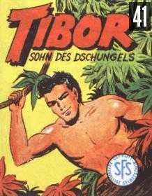 Band 041 - Tibor gibt nicht auf