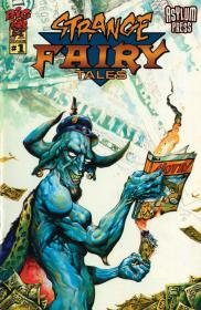 Strange Fairy Tales #1 (one shot)