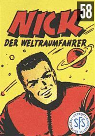 Band 058 - Nick greift an