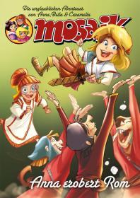16 Die unglaubliche Reise von Anna, Bella und Caramella