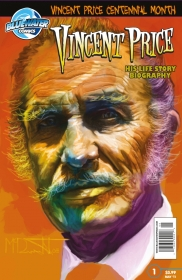 Vincent Price Bio