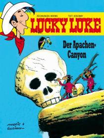 Der Apachen - Canyon