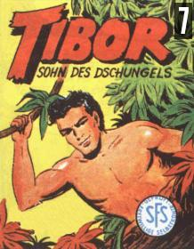 Band 007 - Tibors Triumph
