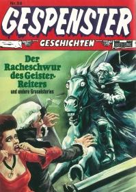 Der Racheschwur des Geister-Reiters