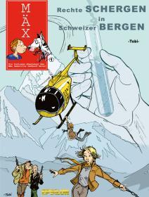 Rechte Schergen in Schweizer Bergen